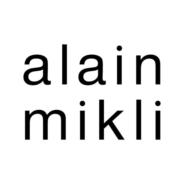 logo de la marque Alain Mikli Hommes